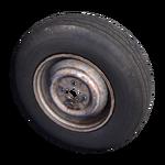 Stock tyre