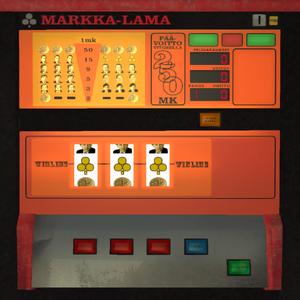 Slot machine interface