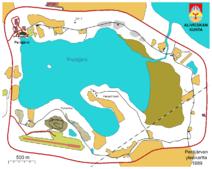 Mapa rasterizado