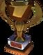 3rd place trophy