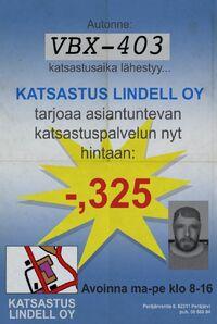 Lindell poster-0