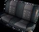 Seat rear