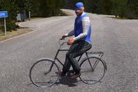 Teimo's bike