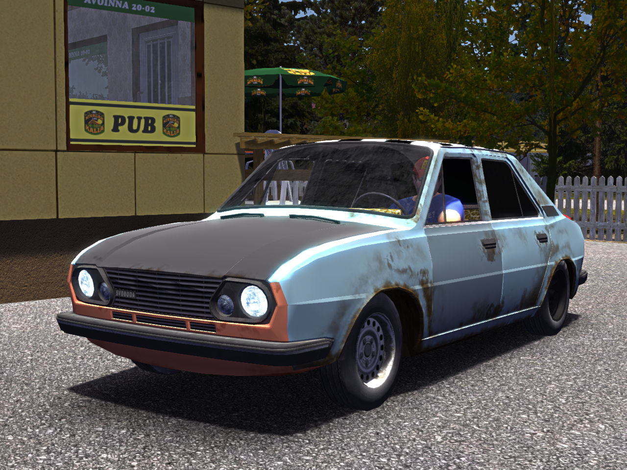 Vehicles My Summer Car Wikia Fandom