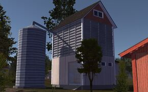 Farm at rykipohja