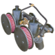 Twin carburators