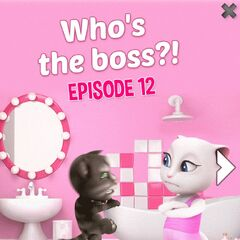 Advertisement of Who's the boss?!