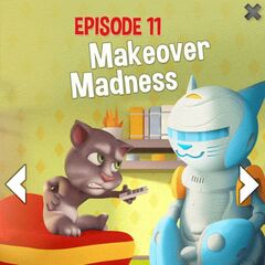 Advertisement of Makeover Madness.