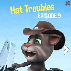 Advertisement of Hat Troubles