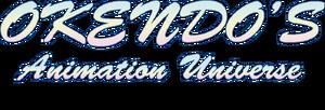 Okendo's Animation Universe Florida Logo
