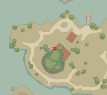 Map Starlight Island 64