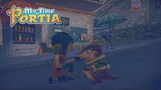 My Time At Portia (Full Release 1.0) 07 - Yoyo and The Essence Of Portia
