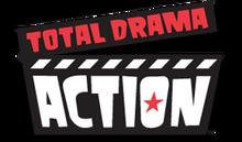Total Drama Action Logo