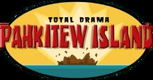 Total Drama Pahkitew Island Logo