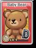 Baby Bear GradeD