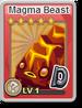 Magma Beast GradeD