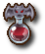 Blood of satan icon
