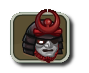 37sm Dark Samurai Icon