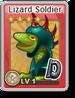 Lizard Soldier GradeD
