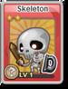 Skeleton GradeD