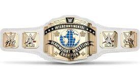 New Intercontinental Championship design 2014