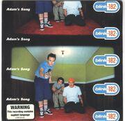 Blink 182 - Adams Song (single)