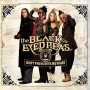 Black Eyed Peas - Dont Phunk With My Heart - CD cover