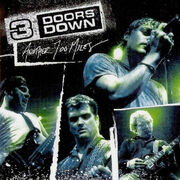 3 Doors Down-Another 700 Miles-Frontal