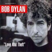 Bob dylan love theft a