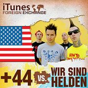 ITunes Foreign Exchange (Album Front)