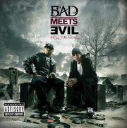 Bad Meets Evil Hell The Sequel album cover big