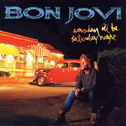 Bon Jovi-Someday I ll Be Saturday Night (CD Single)-Frontal