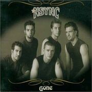 NSYNC Gone cover