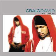 Craig David Fill Me In cover
