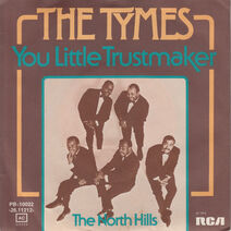 The Tymes You Little Trustmaker cover