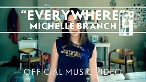 Michelle Branch - Everywhere Official Music Video