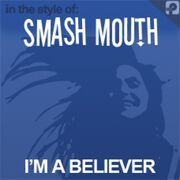 Smash Mouth I'm A Believer cover