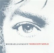 Michael Jackson You Rock My World cover