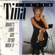 Tina Turner What's Love Got To Do With It cover