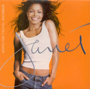 Janet Jackson Someone To Call My Lover cover