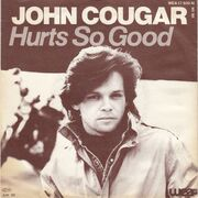 John Cougar Hurts So Good cover