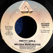 Melissa Manchester Pretty Girls cover
