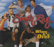 Sugar Ray When It's Over cover