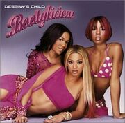 Destiny's Child Bootylicious cover