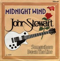 John Stewart Midnight Wind cover