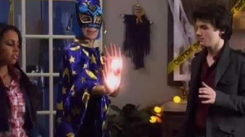 My Babysitter's a Vampire - Season 2 - Halloweird (S02E11) Promo 2