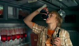 Rory drinkin blood