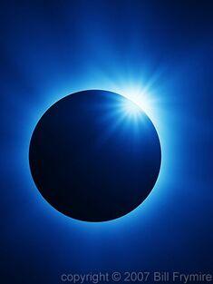 Blue Moon Eclipse