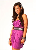 AJ-in-Beautiful-Pink-Dress