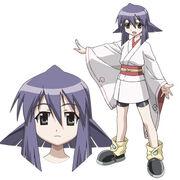 Maki character design
